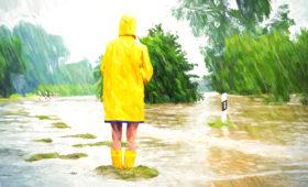 INFO | Pluies, inondations : se protéger, connaître les bons comportements