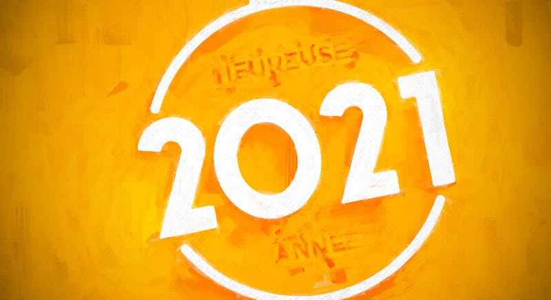 CIQ |Meilleurs Voeux 2021